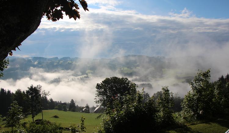 Blick von Kaltenberg. (© Gemeinde Kaltenberg)