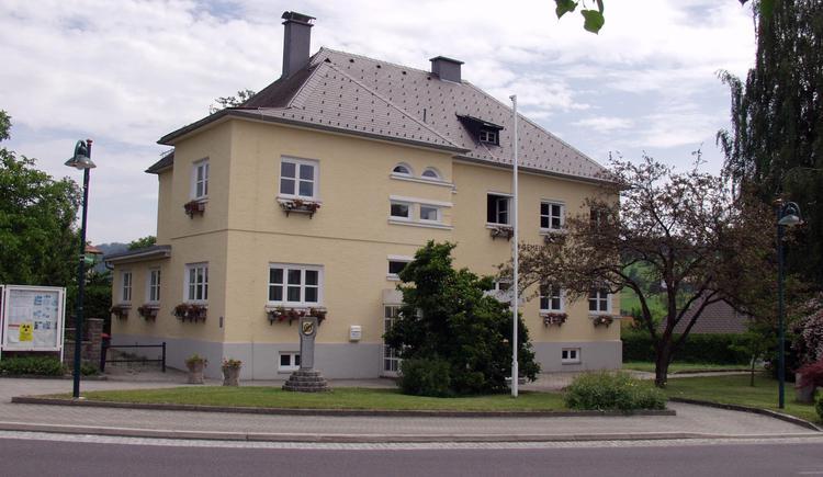 Gschwandt_Gemeindeamt (© TTG Tourismus Technologie)