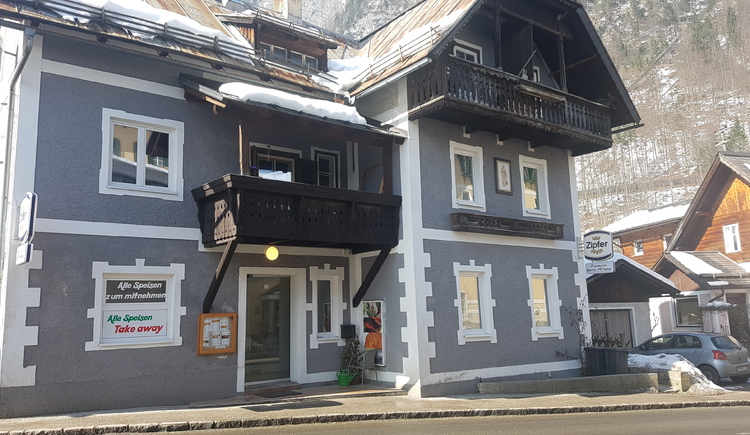 Die Pizzeria Bella Milano befindet sich im Ortsteil Hallstatt Lahn.