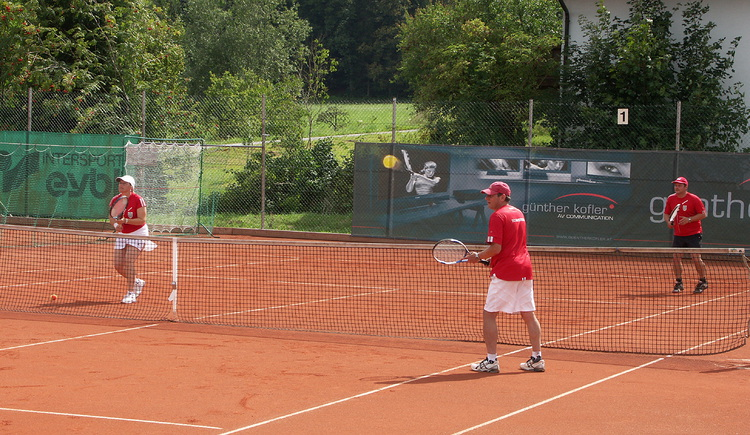 Tennis court in Faistenau (© Tennisclub Faistenau)