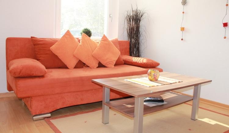 Wohnraum Wohnung 1 Schober Christine Ferienwohnung Attergau Salzkammergut