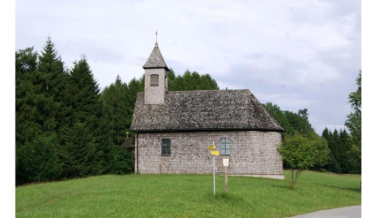 Gahberg Kapelle (© Patrick de Boek)