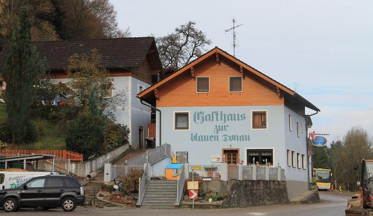 Gasthaus zur blauen Donau (© TV.-Waldkirchen-Wesenufer)