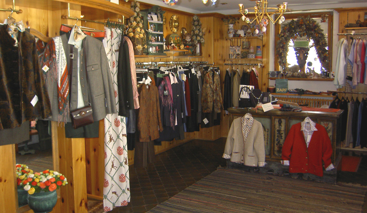 Traditional Clothing Shop Huber (© Tourismusverband Fuschl am See)