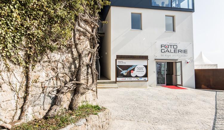 Hartlauer Fotogalerie außen