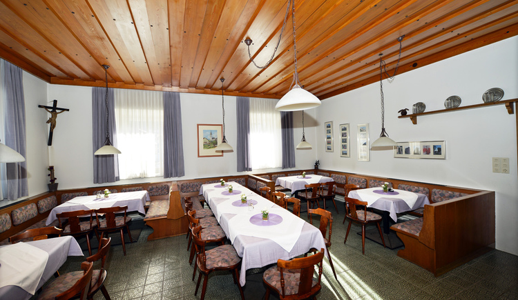 GH zur Post, Restaurant. (© Gasthof zur Post)