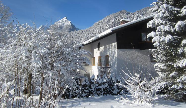 Winter im Haus Edlinger (© Edlinger)
