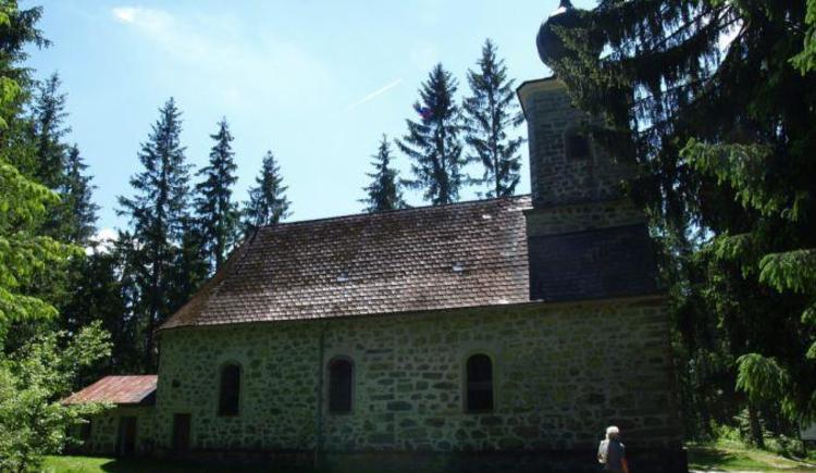 Waldkapelle Maria Rast (© www.kraftort.org)