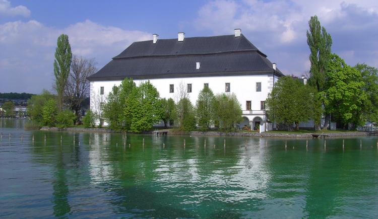 Schloss Kammer (© Johanna Kiebler)