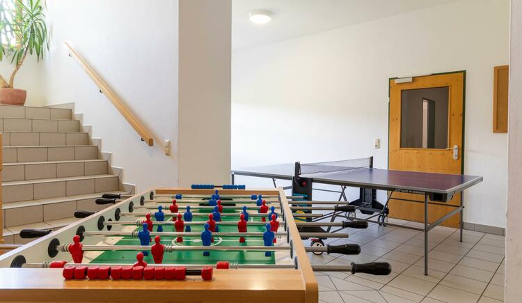 Wuzler-Tischtennistisch