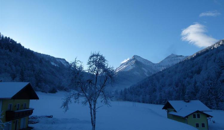 2. Winteransicht (© Erna Oberascher)