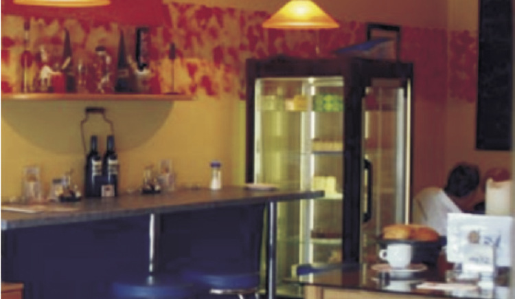 Bar, Restaurant