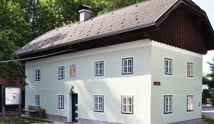 Stegbinder (© Gemeinde Kirchham)