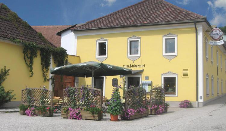 Gasthaus zum Färberwirt (© Gasthaus zum Färberwirt)