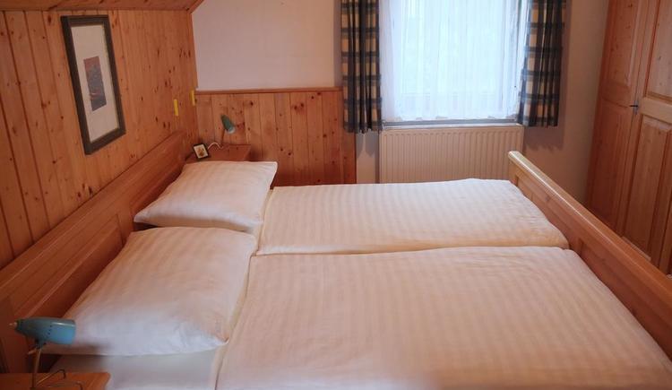 Doppelzimmer (© Ferienhaus in der Schlipfing)