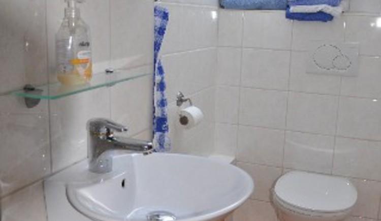 Haus Schober: Toilette