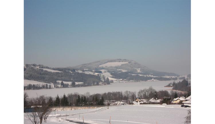 verschneite Landschaft. (© Winter)