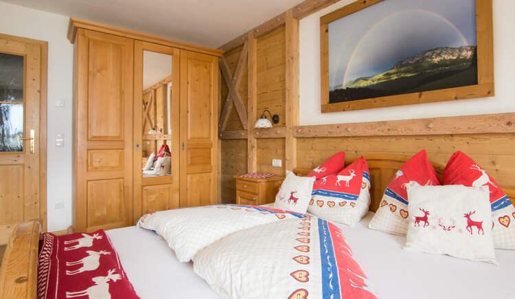 Schlafzimmer. (© seekda)