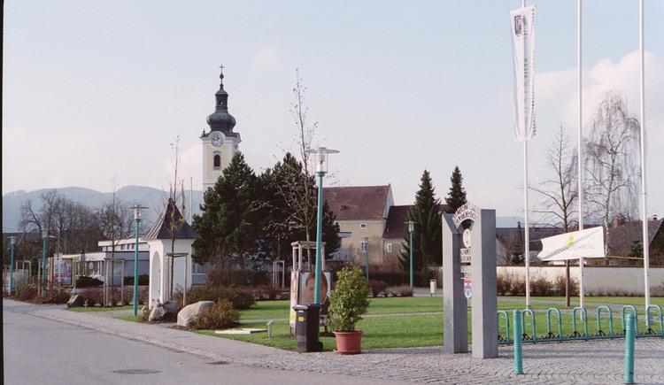 Hartkirchen Ortsansicht