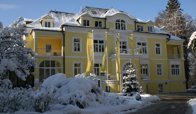 EurothermenResort Bad Hall GmbH & Co KG. (© EurothermenResort Bad Hall)