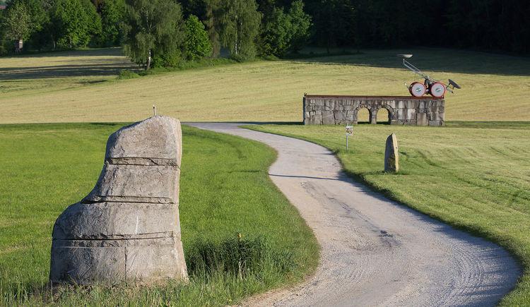 Wasserscheide Skulpturenweg