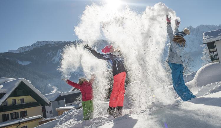 Winterspaß (© Wolfgang Stadler / Stadlerei)