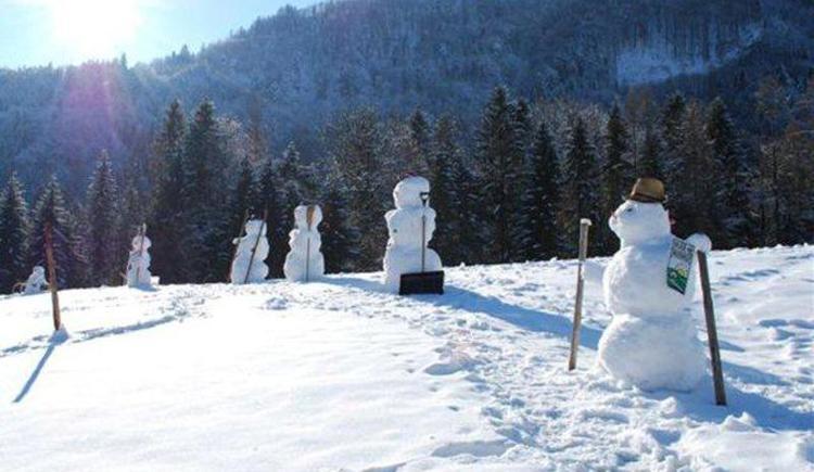 Schneefreuden (© grendelgraben)