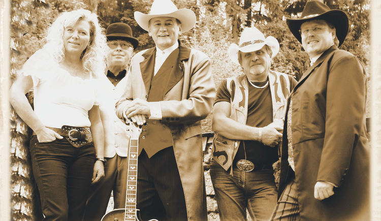 John TC & the Troubleshooters mit Countrymodeschau