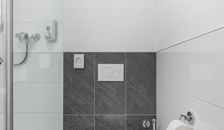 Bad Doppelzimmer Standard