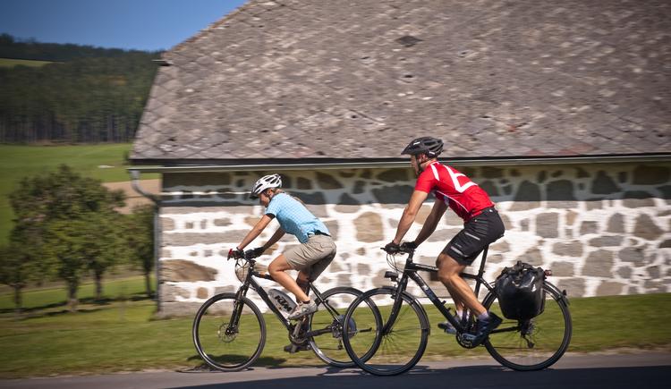 Radfahren im Mühlviertel (© OÖT Erber)