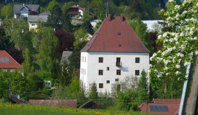 Wasserschloss (© Marktgemeinde Raab)