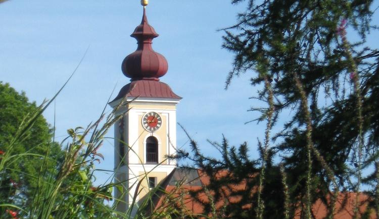 Blick BWN Kirche 2010.JPG (© DI Dr. Silke Rosenbüchler)