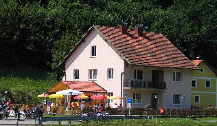 Jausenstation Donauterrasse am Limes