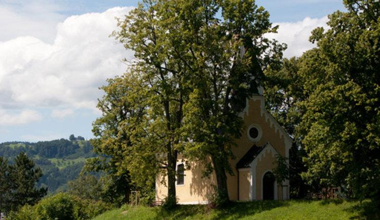 Kalvarienbergkirche (© Ferienregion Traunsee)