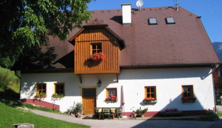 Gästehaus Annerl: Sommerliche Ansicht.