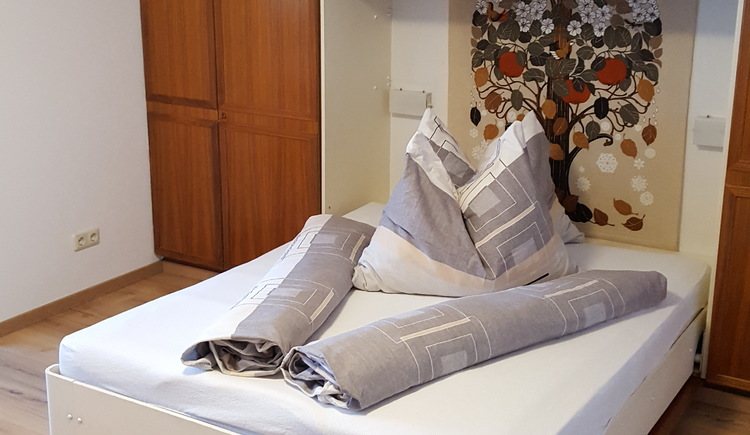 das gemütliche Doppelbett