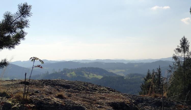 Blick vom Nesselberg (© Sandra Lasinger)