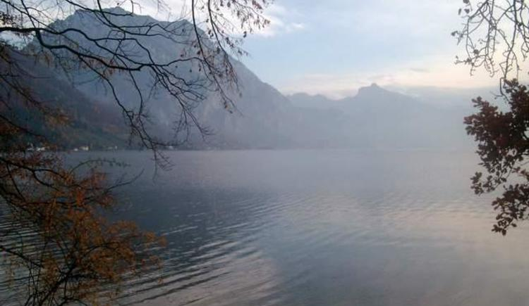 Toscanapark Herbststimmung