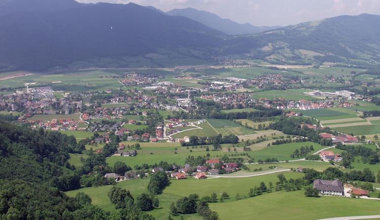 Micheldorf_Ortsansicht_2 (© TTG Tourismus Technologie)