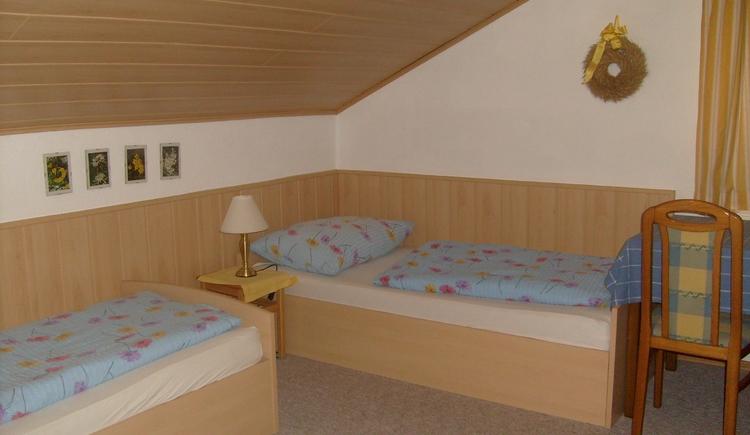 Ferienwohnung 2, Haus Peer in der Ramsau bei Bad Goisern