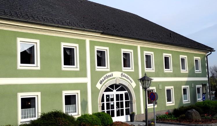 Gasthaus Haeuserer. (© Marktgemeinde Mitterkirchen)