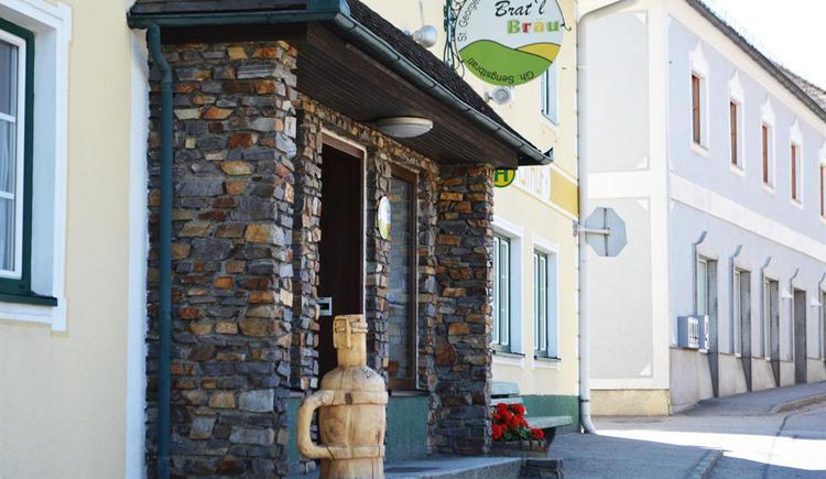 Eingang Sengstbratl