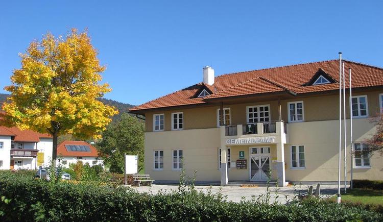 Gemeindeamt (© Gemeindeamt Schwarzenberg)