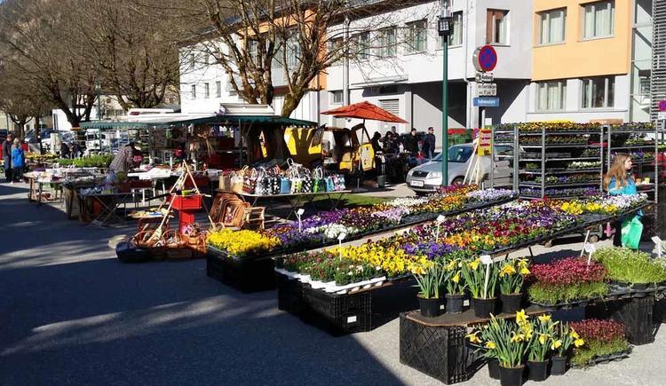 Wochenmarkt3 (© Tourismusbüro Ebensee)