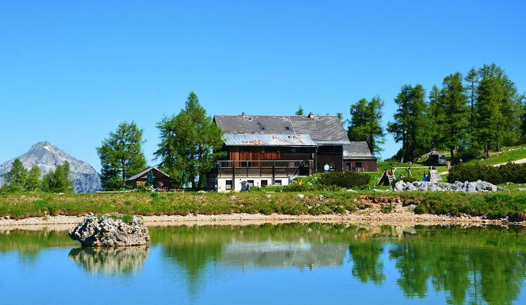 Berggasthaus Hutterer Höss (© Berggasthaus Hutterer Höss)