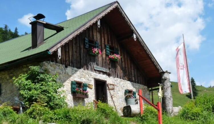 Hauserhütte (© copyright Hauserhütte Jessica)
