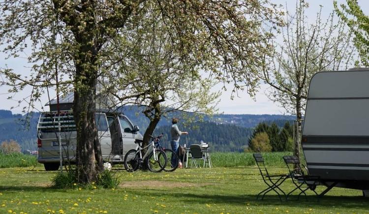 Campingmöglichkeit (© Privat)