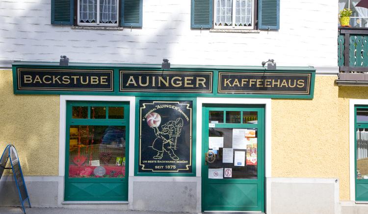 Bäckerei Auinger (© Info Nußdorf)