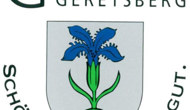 Logo Geretsberg. (© Gemeinde Geretsberg)