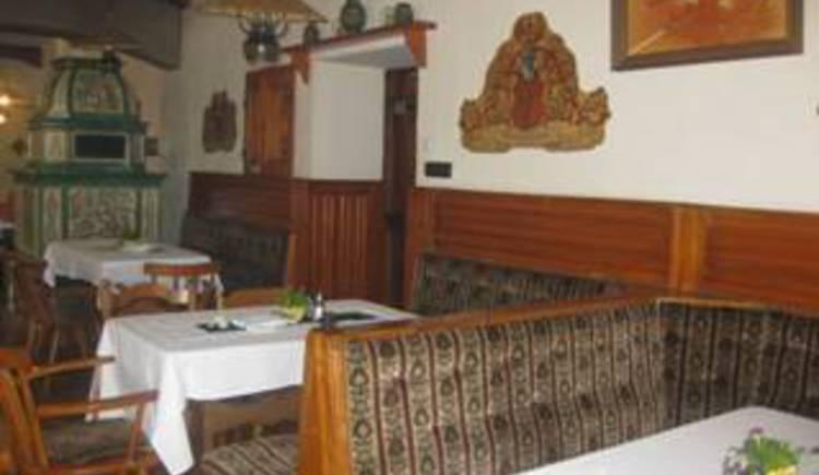 Gaststube im Gasthaus Froßdorfer (© Vianovis)
